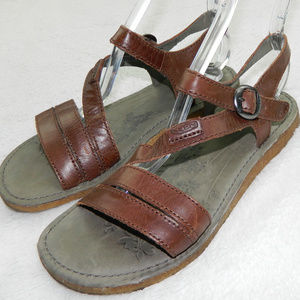 91642dc8add8 Keen Shoes - KEEN Sierra SANDALS Sz. 7.5 LEATHER Strappy Brown